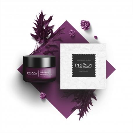 PRIODY - Hlemýždí noční krém (50ml)