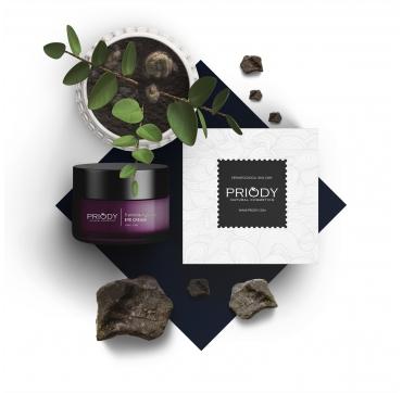PRIODY | Pětisložkový oční krém z resveratrolu, SepiLift, bambuckého másla, aloe a jojoby