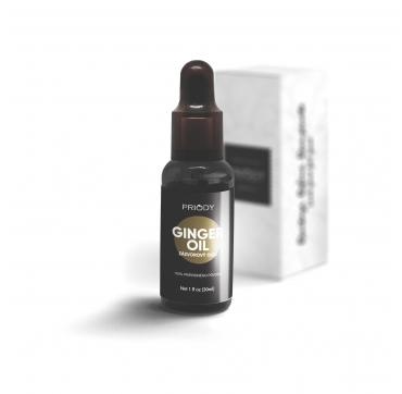 PRIODY - Zázvorový olej