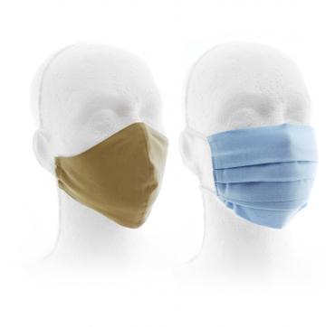 Ochranná rouška anatomická + klasická ( 13+ let ) - 2 ks / balení ( různé vzory)