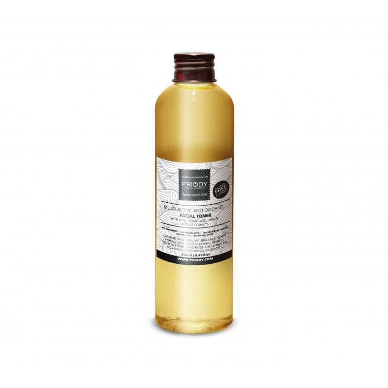 PRIODY - Multiaktivní micelární voda s HA a rostlinnými extrakty