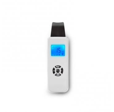 PRIODY - Skin Scrubber - Ultrazvuková špachtle (25 kHz) s galvanikou (+/- 6 mA)