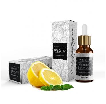 PRIODY - Sérum s vitamínem C (30ml)